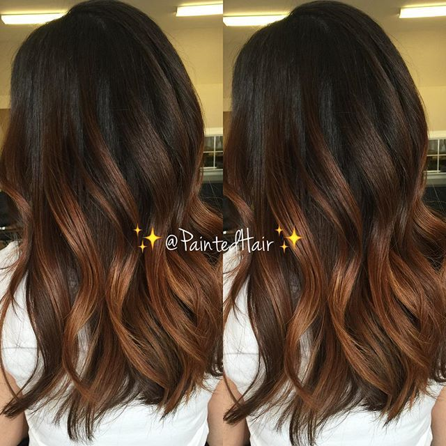 The 25 Best Color Melting Hair Ideas On Pinterest Hair