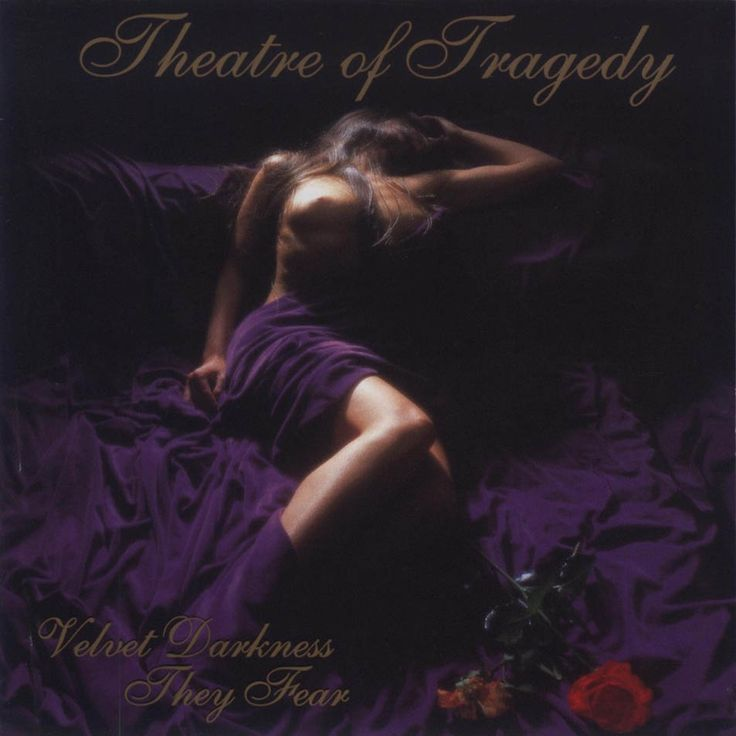 Caratula Frontal de Theatre Of Tragedy - Velvet Darkness They Fear