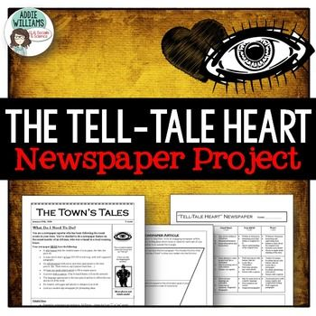 tell tale heart essay assignment Edgar allan poe's short story 'the tell-tale heart' is rich with possibilities for the classroom this lesson provides you with essay questions to.