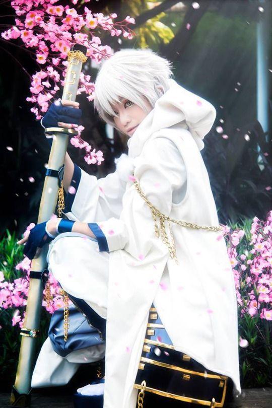 Tsurumaru Kuninaga | Touken Ranbu #game #cosplay