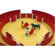 Resultado de imagen para como hacer una maqueta de una plaza de toros