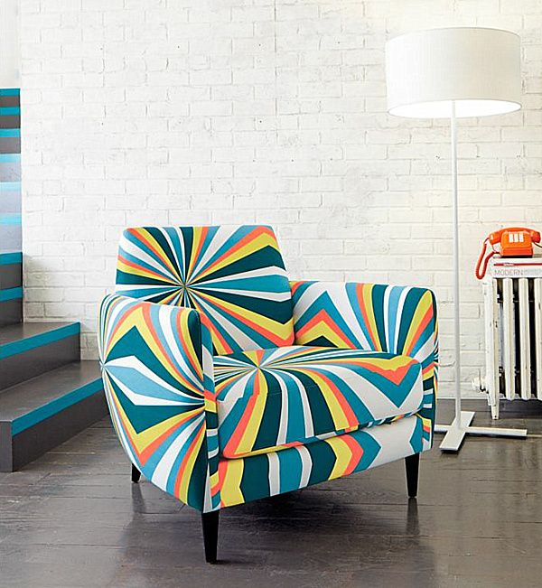 26 best Upholstery images on Pinterest Chairs Funky chairs and