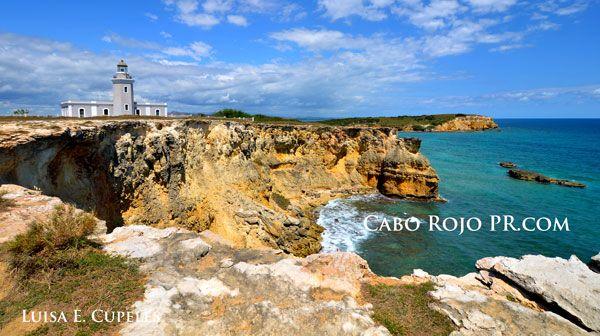 Faro Los Morillos / Los Morillos Lighthouse - Cabo Rojo, Puerto Rico