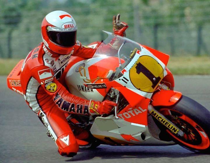 Eddie Lawson 1985. Racing BikeRacing MotorcyclesVintage ...