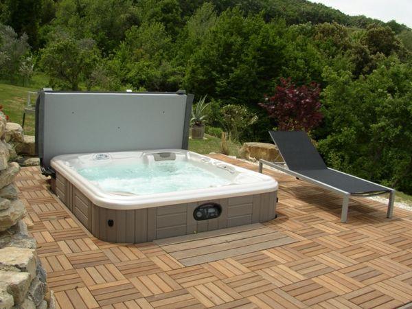 die besten 25 whirlpool selber bauen ideen auf pinterest. Black Bedroom Furniture Sets. Home Design Ideas
