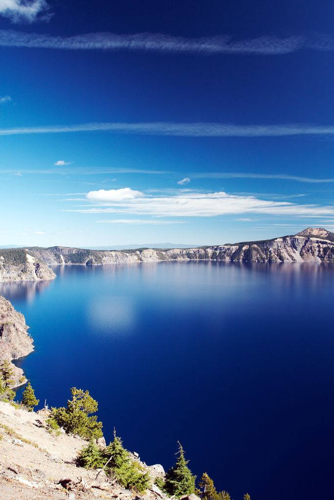 Crater Lake | Oregon (by Jonathan Percy)