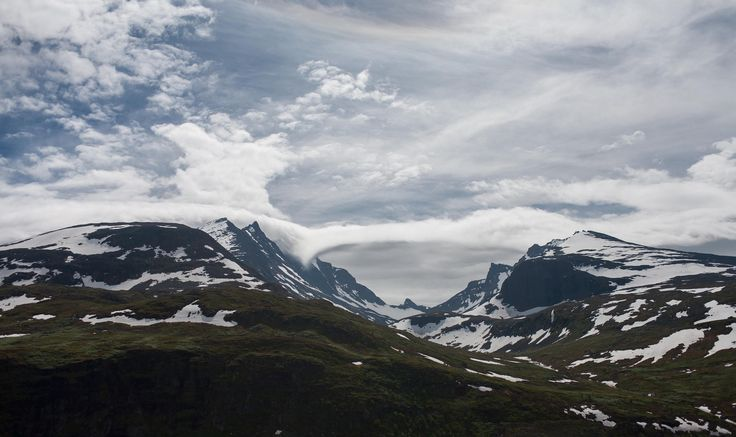 Road Fv 243 , Norway by Aleksei Golubovich on 500px