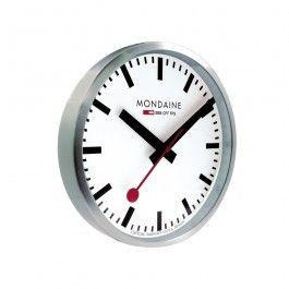 Mondaine Swiss Railway Wall Clock - 25 cm
