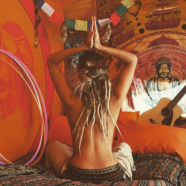 Live lucky love life. #HippieSpirits #meditation #yoga