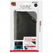 3ds case - slim, pencil case like but with more padding, small game case flap