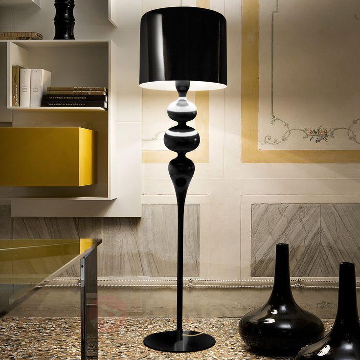 Estetyczna lampa stojąca Eva STL3+1 6516019X