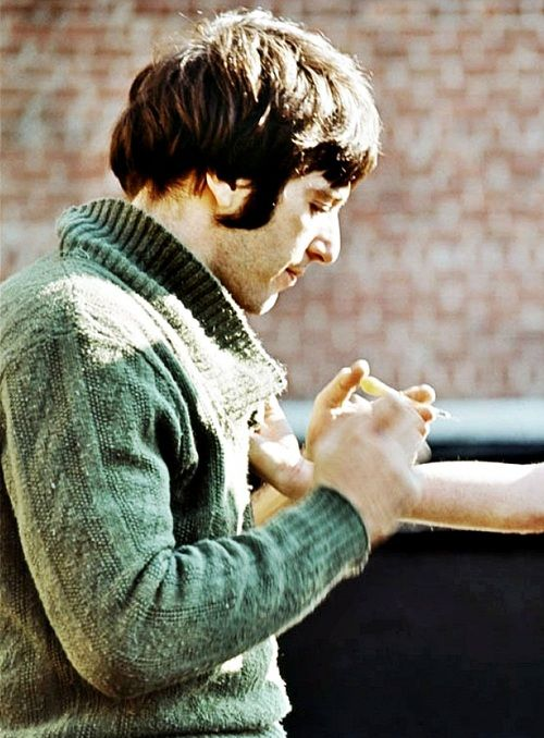 Al Pacino in The Panic in Needle Park, 1971