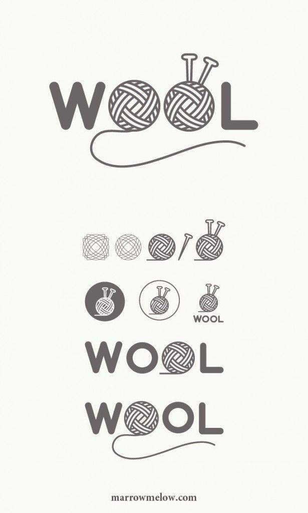 Wool #identity #logo #design #branding