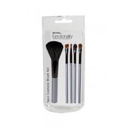 Royal 5pc Cosmetic Brush Set meikkisivellinsarja 4,90 €.