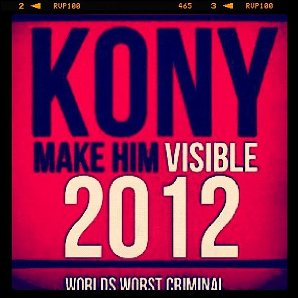 REPIN TO STOP THIS MAN FROM KILLING ANY MORE CHILDREN. Over 30 000 children abducted and thousands more murdered. Bring this man to the spotlight so he can be arrested once and for all.  #josephkony #kony2012 #stopkony