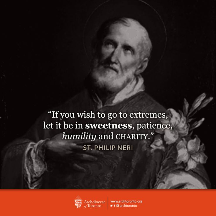 St. Philip Neri, pray for us! #feastday #catholic