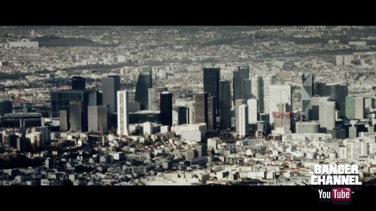 KC Rebell  feat. Farid Bang - KANAX IN PARIS [official HD Video]