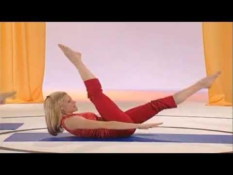 ▶ Método Pilates - Entrenamiento en Colchoneta (Parte 1) [CD1] - YouTube