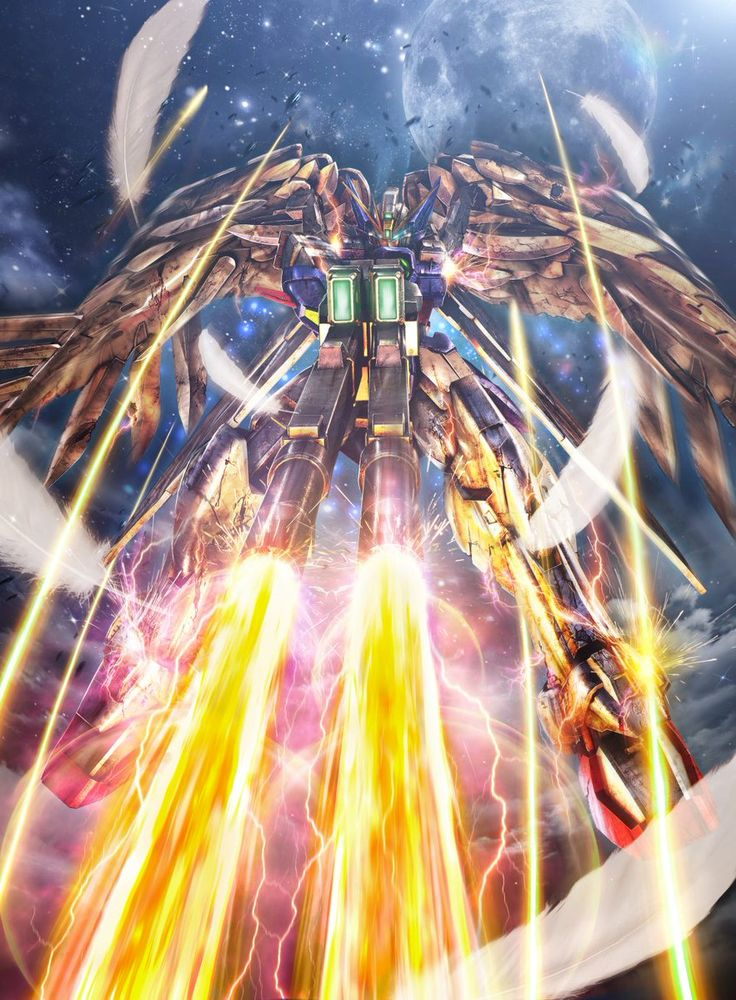 Wing Gundam Zero the Endless Waltz Version