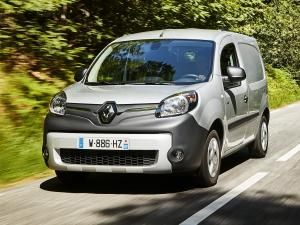 New Renault Kangoo Z.E. 33 electric van to cost from 14k