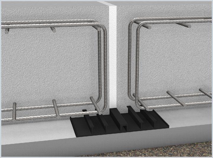 Profile etansare rost externe pentru rosturi de dilatatie - https://www.hidroplasto.ro/profile-etansare-rost.html
