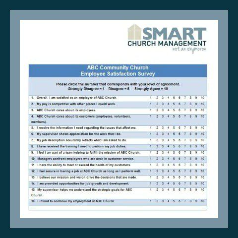 10 best work images on Pinterest Church ideas, Church office and - church survey template