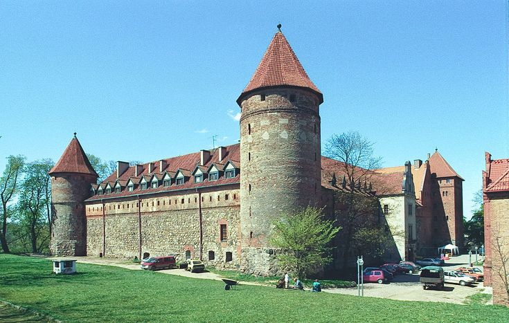 Castle Bytów,Poland