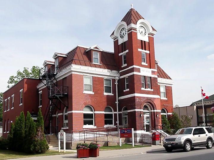 Seaforth Ontario post office