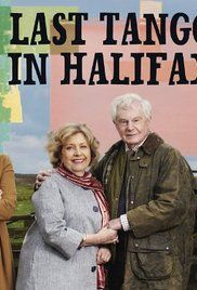 Last Tango In Halifax Episode 5. Re-united after 50+ years apart, Celia and Alan decide to marry. At age 16, Alan's late wife failed to pass on his letter with apology for missing first date and forwarding address. Both now have daughters with lover troubles.