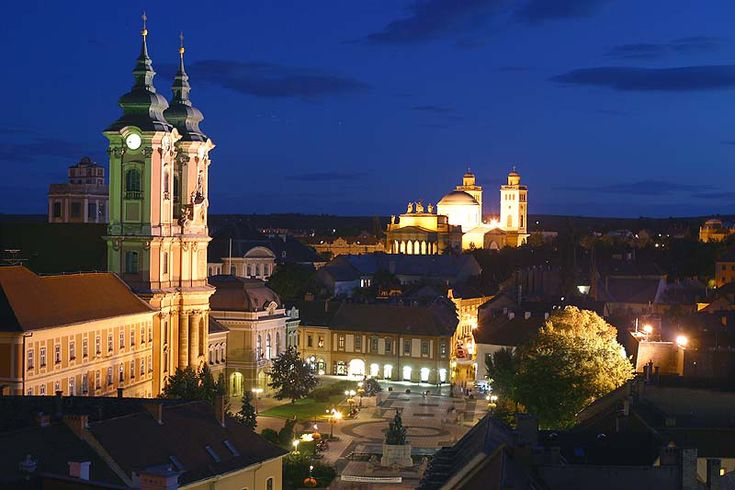 Eger is a town in Northern Hungary. It is well known for it's ...