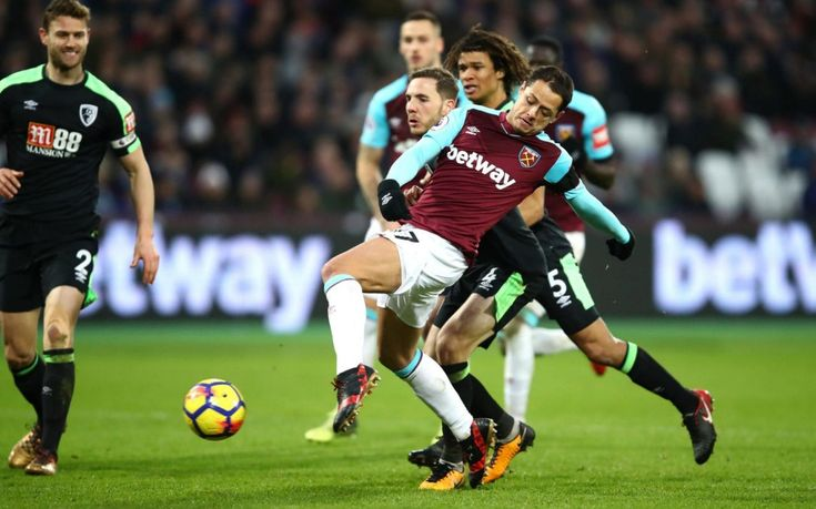 Javier Hernandez steps in to fill gap left byAndy Carroll and Manuel Lanzini at West Ham