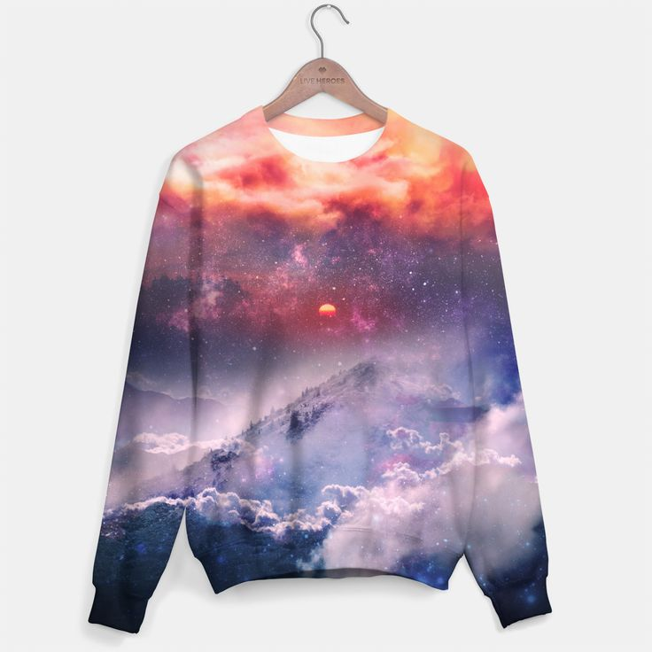 Sunset Star Sweater, Live Heroes