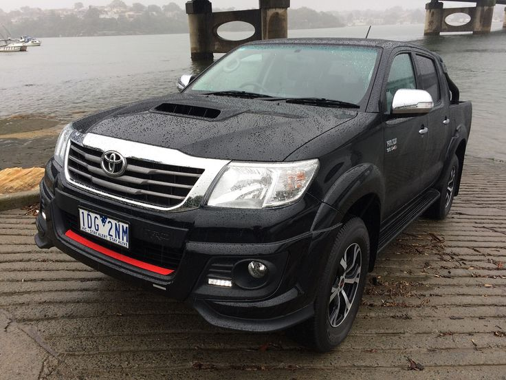 12 best toyota cars galery images on pinterest toyota cars toyota joel helmes road tests and reviews the 2015 toyota hilux 2015 toyota hilux black edition fandeluxe Images