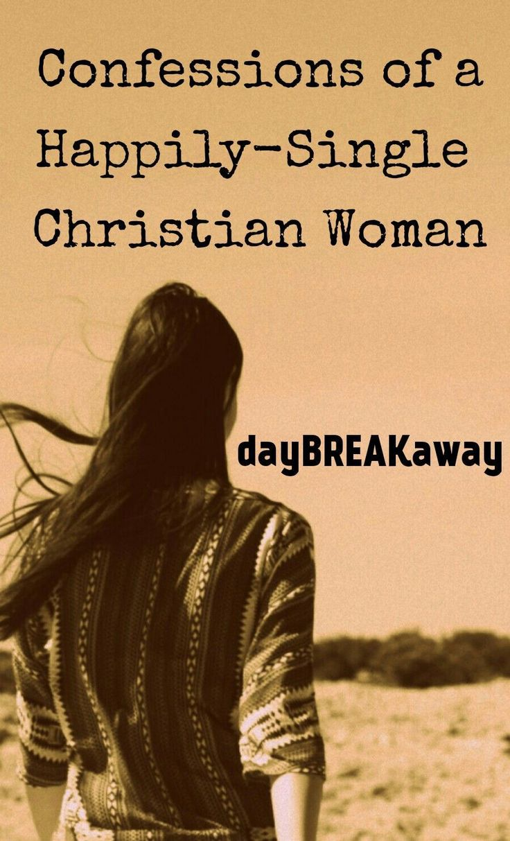 christian single women in joice The roles of women in christianity can vary considerably today as  popular female preachers like joyce  many christian women and religious have been .