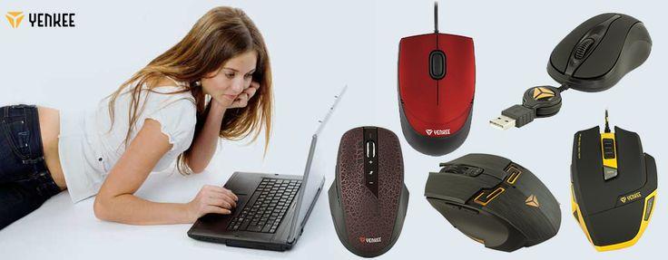 Yenkee pc mouses.