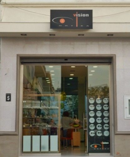 Optika Vision in #Kos offers designer Sunglasses and also has spectacles and contact lenses at reasonable prices.