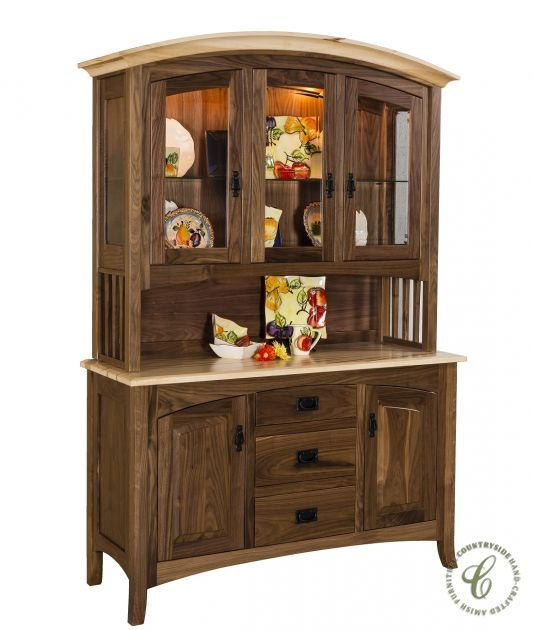 kitchen china cabinet hutch 79 best images about amish hutches amp display cabinets on 21506