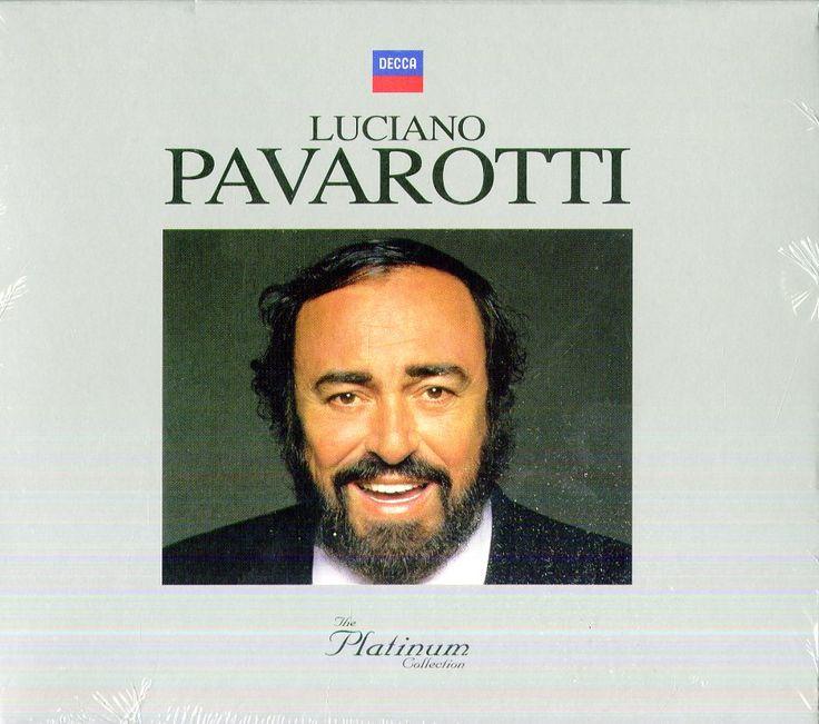 Luciano Pavarotti Official   The Platinum Collection - In 3 CD al prezzo di 1 il meglio di Pavarotti, artista unico ed indimenticabile di cui ricorre quest'anno  il 10° anniversario dalla scomparsa. 60 Brani che ripercorrono la sua straordinaria carriera. Dalle arie più celebri, alle più belle canzoni napoletane  e della tradizione italiana. Bonus Track del concerto dei Tre Tenori di Caracalla 1990: il Nessun Dorma con Carreras e Domingo! Clicca qui per acquistarlo sul nostro store