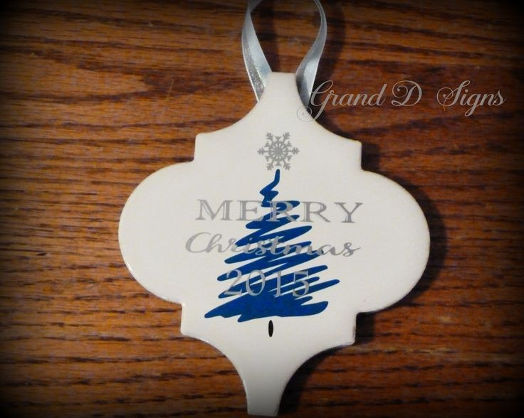 Isn T This Tile Ornament The Cutest Thing You Get The