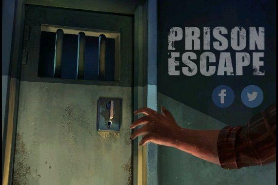 """Головоломка """"Побег из тюрьмы"""" на компьютер"""