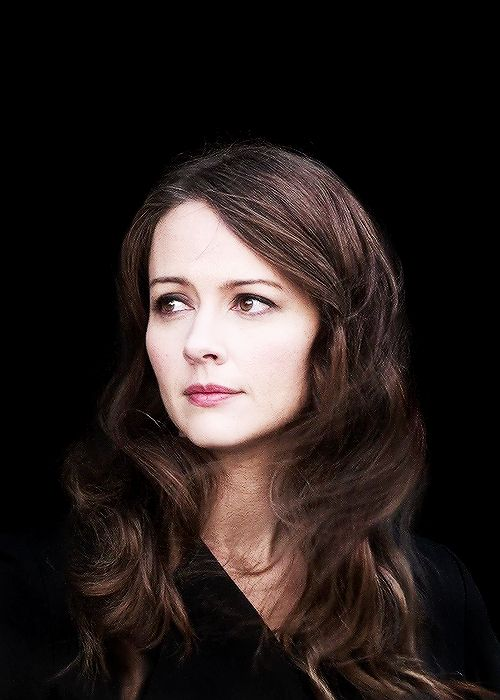 Amy Acker as The Machine/Root in Person of interest