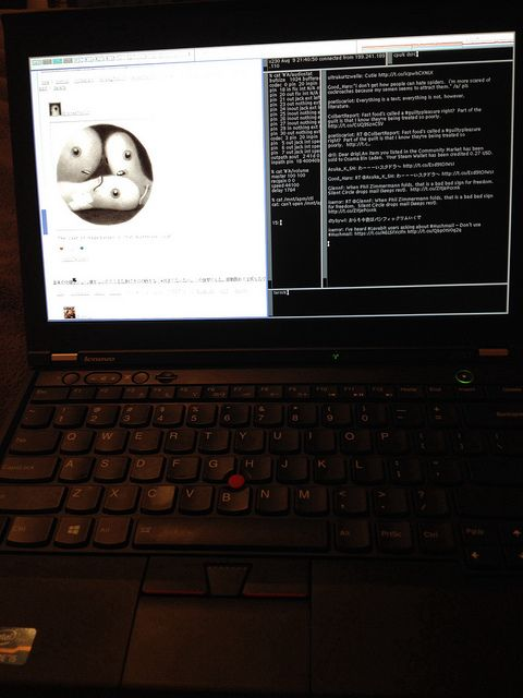 Plan9 on Thinkpad x230