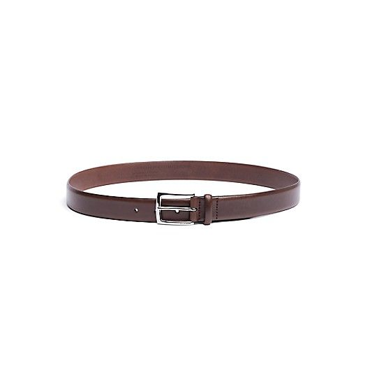 Tommy Hilfiger Tailored Collection Classic Leather Belt