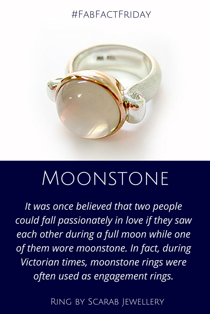 The Magical Moonstone - Do you think the Victorian gentleman secretly howled at the moon for his one true love?