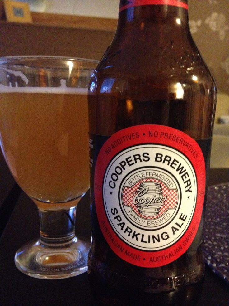Down under Australia... Coopers sparkling ale. One of a kind... Good:)