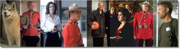 Due South - great tv series