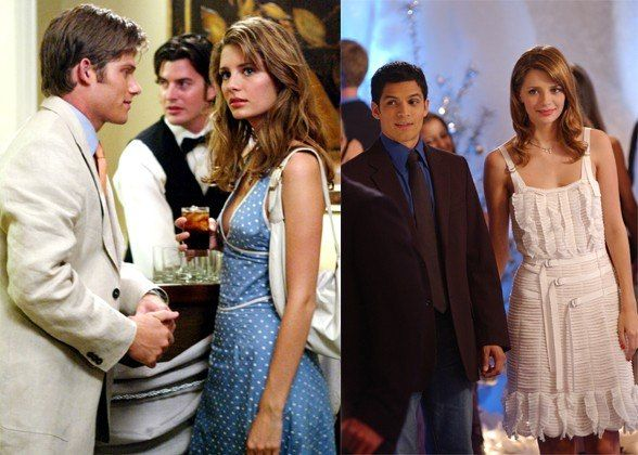 10 Reasons Why The O.C.'s Marissa Cooper Was TV's Most Stylish Character Ever--- this is infinitely true. Everything she wore, I had to have.