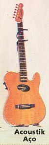 Violões Aço - Folheto - Lançamentos - 1995