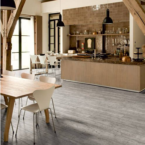 10 New Home Flooring Ideas Grey Laminate