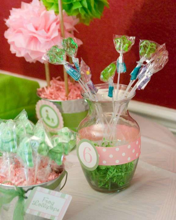 Princess & the Frog Birthday Party Ideas   Photo 3 of 26